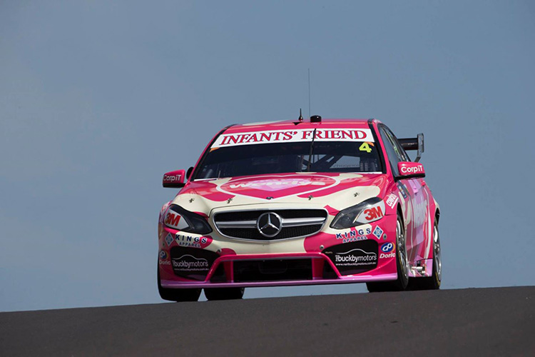 Dean Canto to replace Ash Walsh at the WD-40 Phillip Island Super Sprint