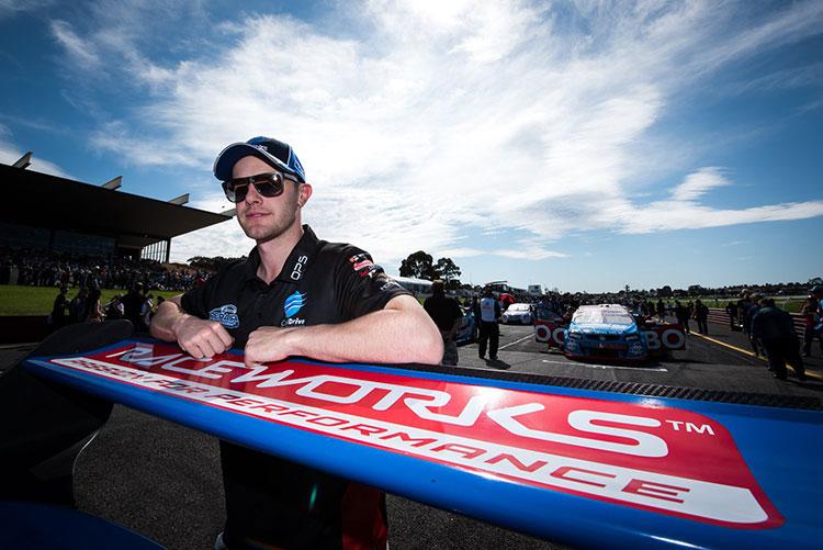 Tim Blanchard will join Brad Jones Racing in 2016