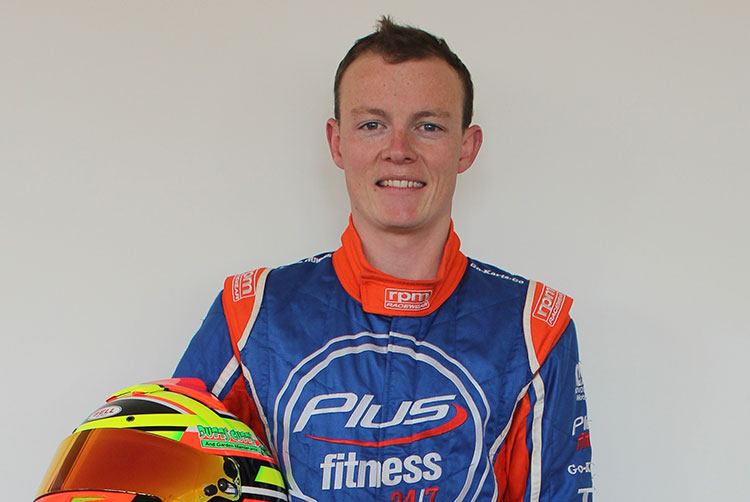 Aaren Russell signs with Erebus Motorsport