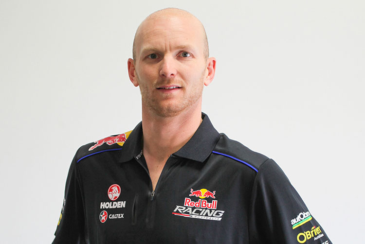 Alex Premat and Shane van Gisbergen partner up