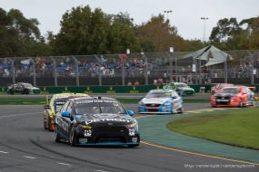 V8 Supercars at the Australian Grand Prix