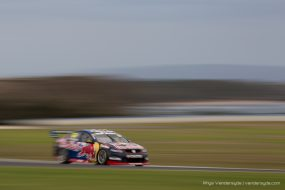 V8 Supercars at Phillip Island, Victoria – Photo: Rhys Vandersyde