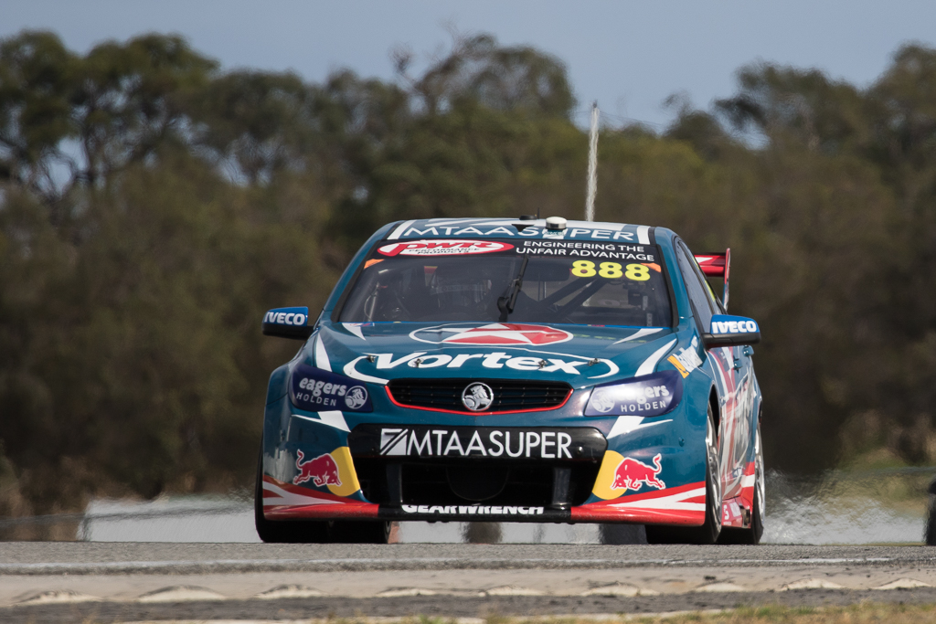 Craig Lowndes - Perth SuperSprint - Photo: Rhys Vandersyde