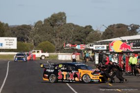 Virgin Australia Supercars at Winton Raceway - Photo: Rhys Vandersyde