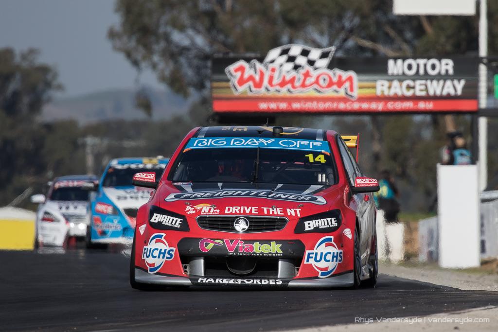 Virgin Australia Supercars at Winton Raceway - Photo: Rhys Vandersyde