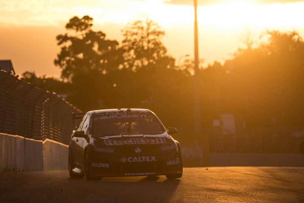 Shane Van Gisbergen at the Townsville 400 - Photo: Rhys Vandersyde