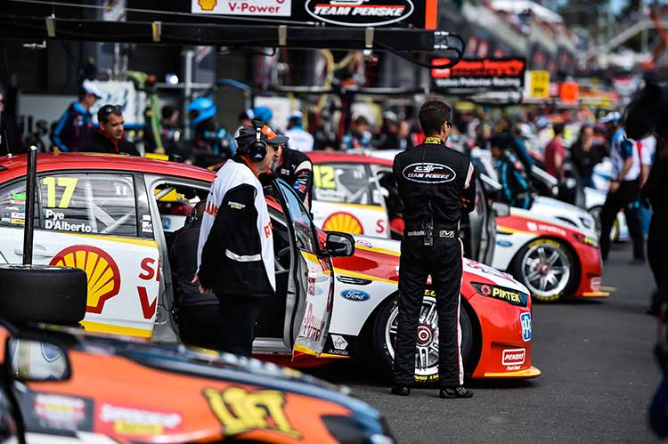 Co-drivers join the full-time Supercars regulars for the Pirtek Enduro Cup