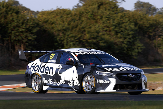 Holden ZB Commodore Supercar