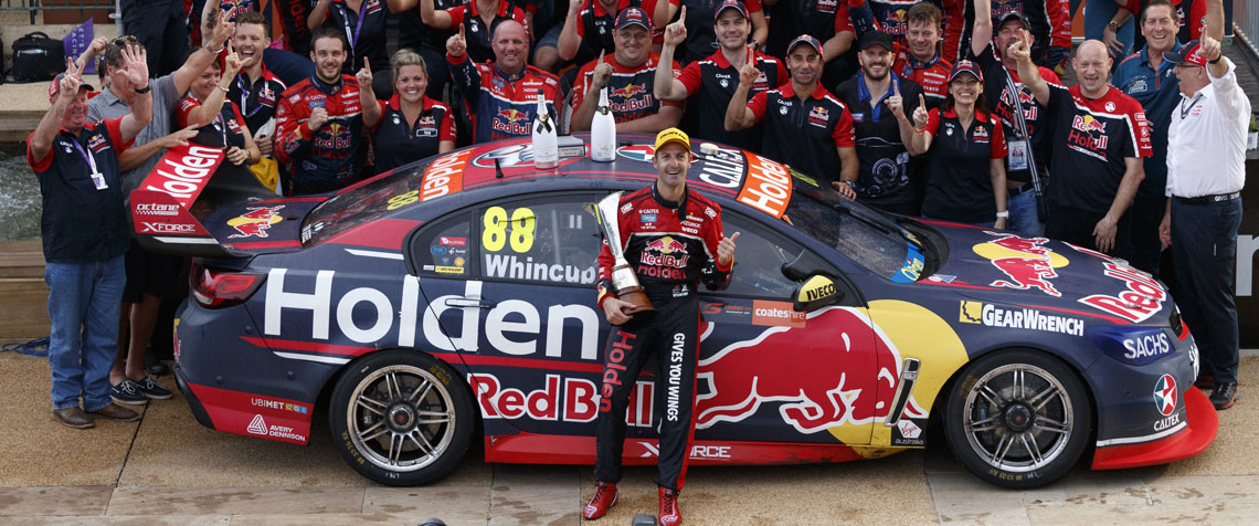 The Supercars Points System The Supercars Collective
