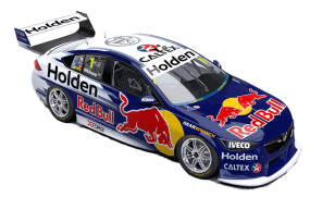 Jamie Whincup #1 Red Bull Holden Racing Team livery