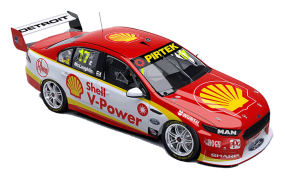 Scott McLaughlin Shell V-Power Racing Team