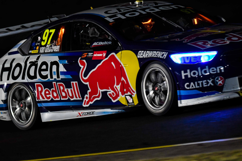 2018 Sydney SuperNight 300 winner Shane van Gisbergen